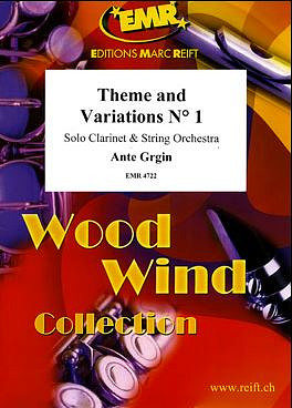 Ante Grgin: Theme and Variations N° 1