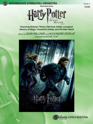 Alexandre Desplat y otros.: Selection from 'Harry Potter and the Deathly Hallows' 1