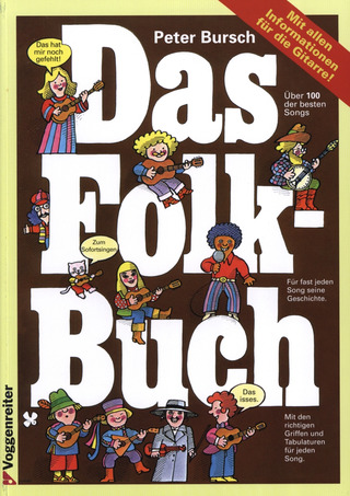 Peter Bursch: Peter Bursch's Folkbuch