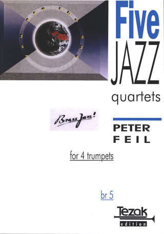 Peter Feil: Five Jazz Quartets