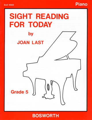 Last Joan: Sight Reading For Today Grade 5