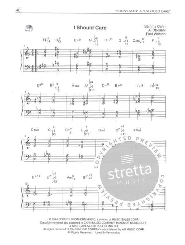 The Harmony Of Bill Evans 1 Buy Now In Stretta Sheet Music