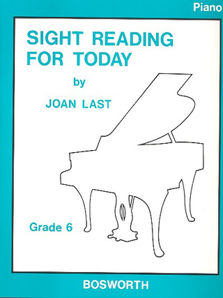 Last Joan: Sight Reading For Today Grade 6