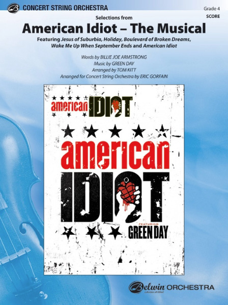 American Idiot - The Musical, Selections from