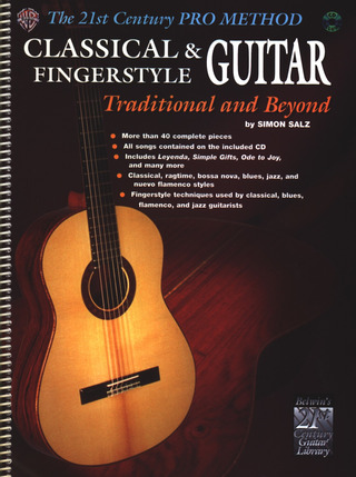 Simon Salz: Classical & Fingerstyle Guitar