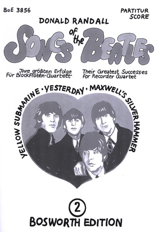 The Beatles: Songs Of The Beatles 2