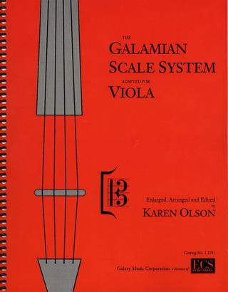 Galamian Ivan: Scale System 1
