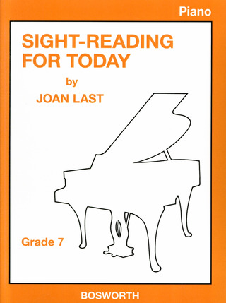 Last Joan: Sight Reading For Today Grade 7
