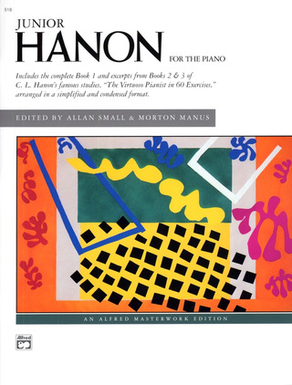 Charles-Louis Hanon: Junior Hanon for the Piano