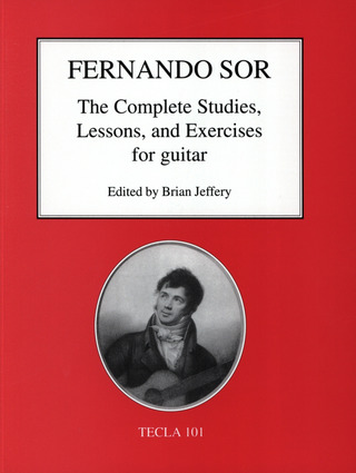 Fernando Sor: The complete Studies, Lessons and Exercises