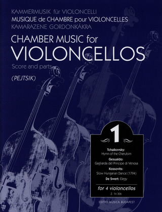 Chamber Music for Violoncellos 1