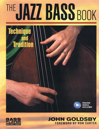 John Goldsby: The Jazz Bass Book