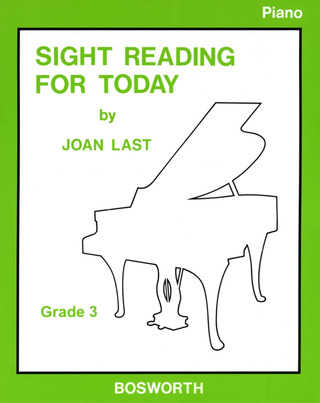 Last, Joan: Sight Reading For Today Grade 3