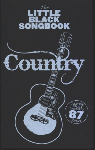 The Little Black Songbook – Country