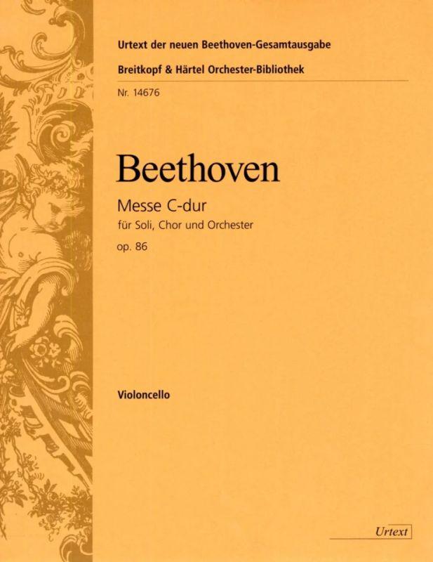 Beethoven C Dur Messe