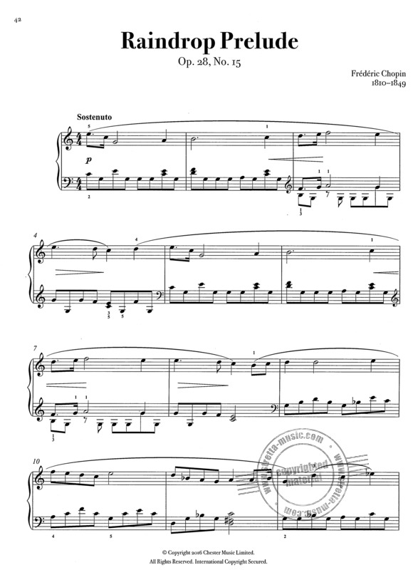 Everybody's Favorite Easy Piano Pieces (4)
