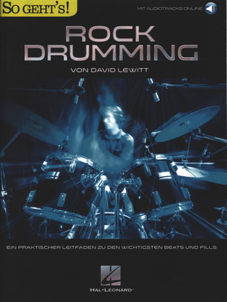 David Lewitt: So geht's! Rock Drumming