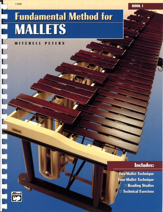 Mitchell Peters: Fundamental Method for Mallets 1