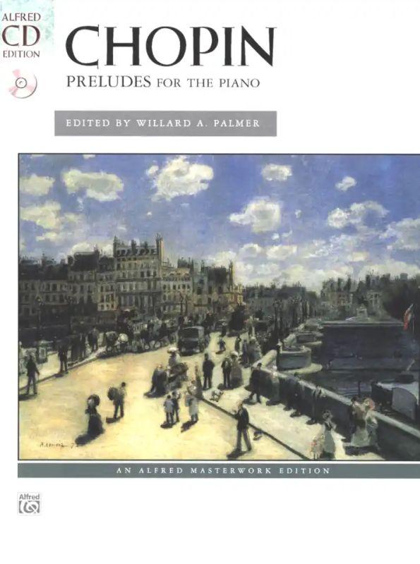 Preludes Op 28 De Frederic Chopin Acheter Dans Le Magasin De Partitions De Stretta