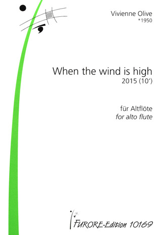 Vivienne Olive: When the wind is high