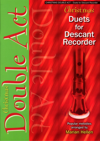 Marian Hellen: Christmas Duets for Descant Recorder