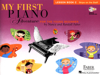 Randall Faber et al.: My First Piano Adventure – Lesson Book C