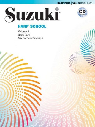 Suzuki Harp School Vol. 5