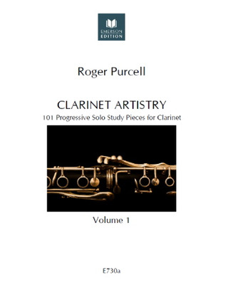 Roger Purcell: Clarinet Artistry 1