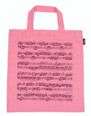 Tote bag notelines