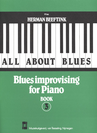 Herman Beeftink: All About Blues 3