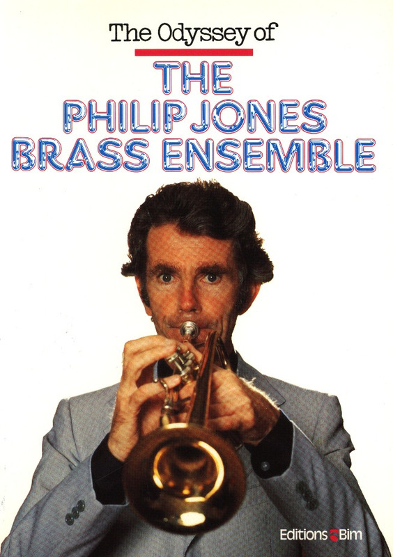 Donna McDonald: The Odyssey of the Philip Jones Brass Ensemble