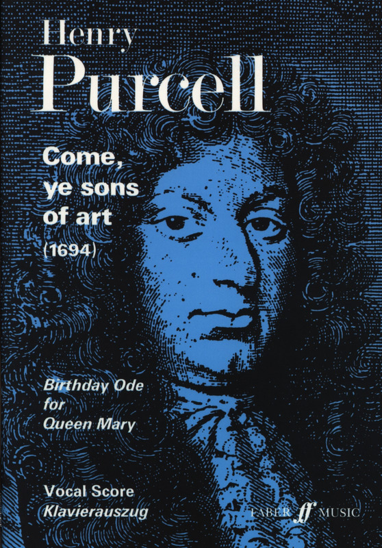 Henry Purcell: Come ye Sons of Art