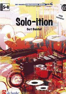 Gert Bomhof: Solo Ition