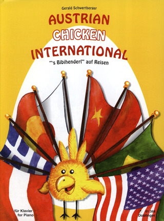 Gerald Schwertberger: Austrian Chicken International