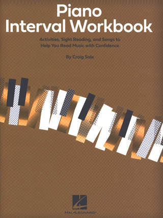 Craig Sale: Piano Interval Workbook