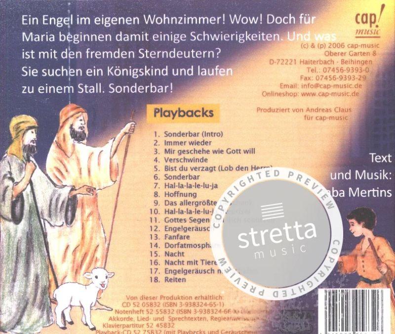 Sonderbar From Gaba Mertins Buy Now In Stretta Sheet Music