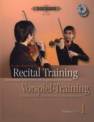 Kerstin Wartberg: Recital Training 1