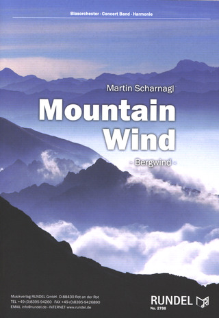 Martin Scharnagl: Mountain Wind