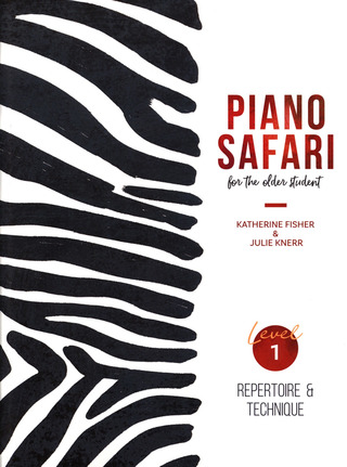 Katherine Fisher: Piano Safari 1