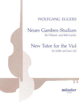 Wolfgang Eggers: New Tutor for the Viol