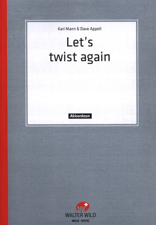 Dave Appell et al.: Let's twist again