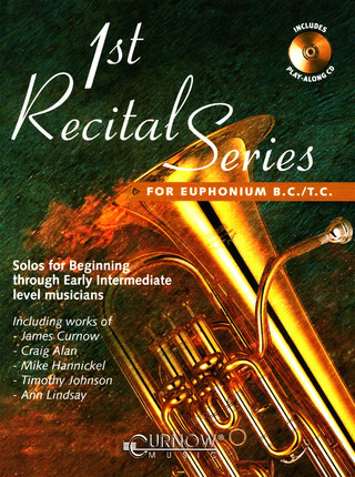 1st Recital Series for Euphonium B.C. / T.C.