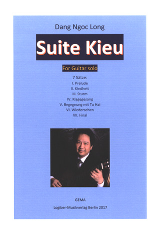 Dang Ngoc Long: Suite Kieu
