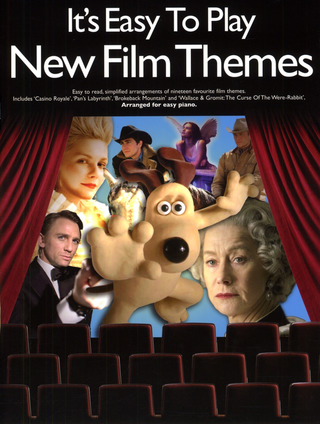 It's Easy To Play New Film Themes