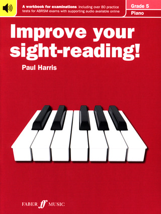 Paul Harris: Improve your sight-reading! – Piano 5