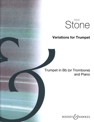 David Stone: Variations for Trumpet