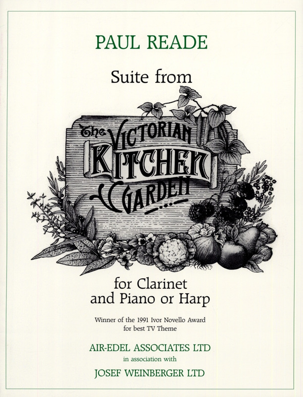 Paul Reade: Suite from The Victorian Kitchen Garden
