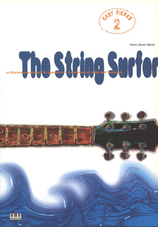Mark Oliver Klenk: The String Surfer