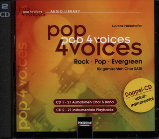 Lorenz Maierhofer: pop 4 voices