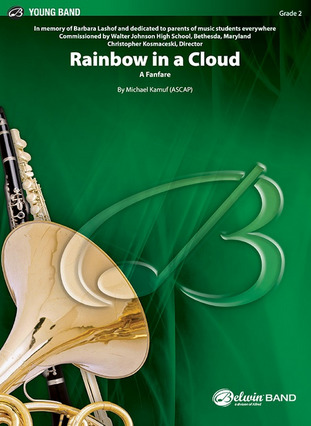 Mike Kamuf: Rainbow In A Cloud